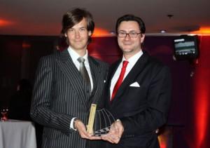 Gold für Kago Virals: Dr. Pierre Kago und Dr. Nikolai A. Behr
