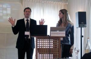 Der Präsident  & Lucia Sanchez Barrenechea