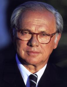Verleger Dr. Hubert Burda