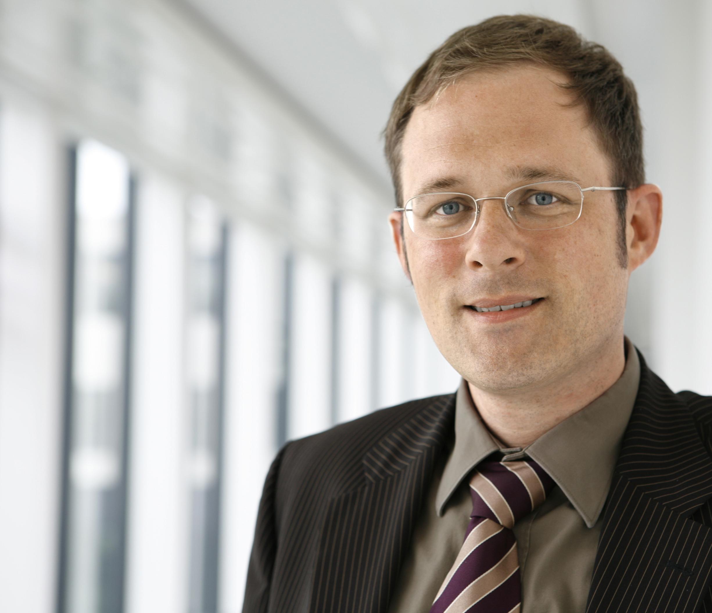 Dr. Christian Fill, neuer Geschäftsführer von Burda Yukom; Quelle: Hubert Burda Media