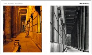 Das Haus der Kunst damals und heute