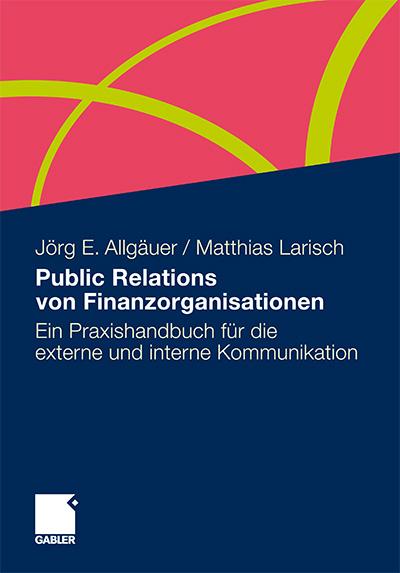 Public Relations von Finanzorganisationen