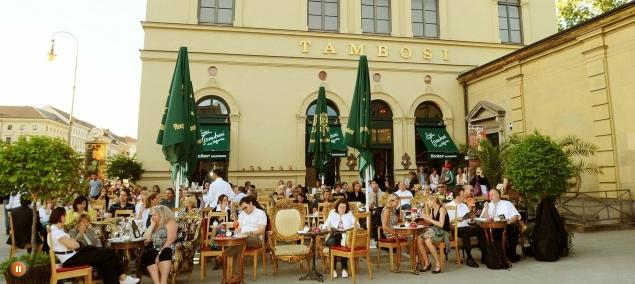 Tambosi am Hofgarten