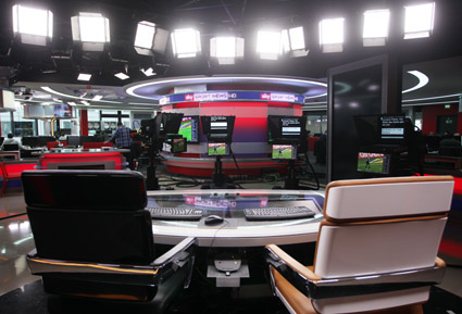 SKY Sport News Studio