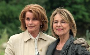 Almuth (Senta Berger) und Rita (Cornelia Froboess). Foto: ARD/Degeto