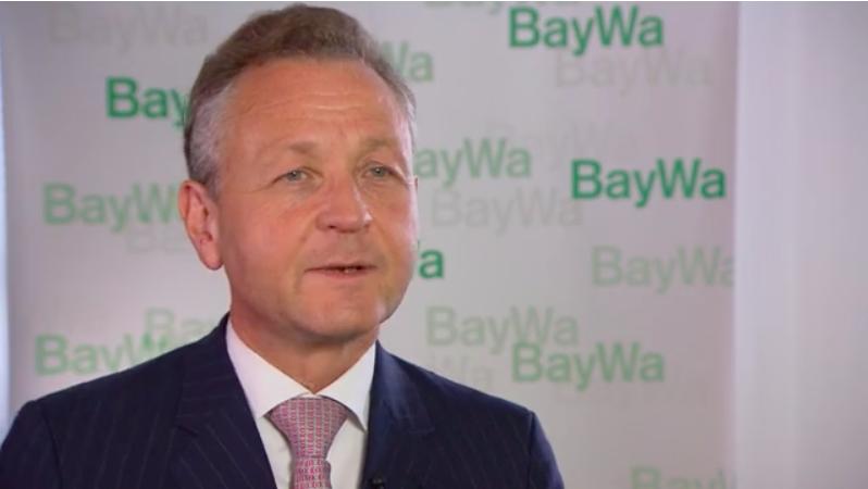 BayWa AG trotzt erfolgreich schwierigem Agrarmarkt
