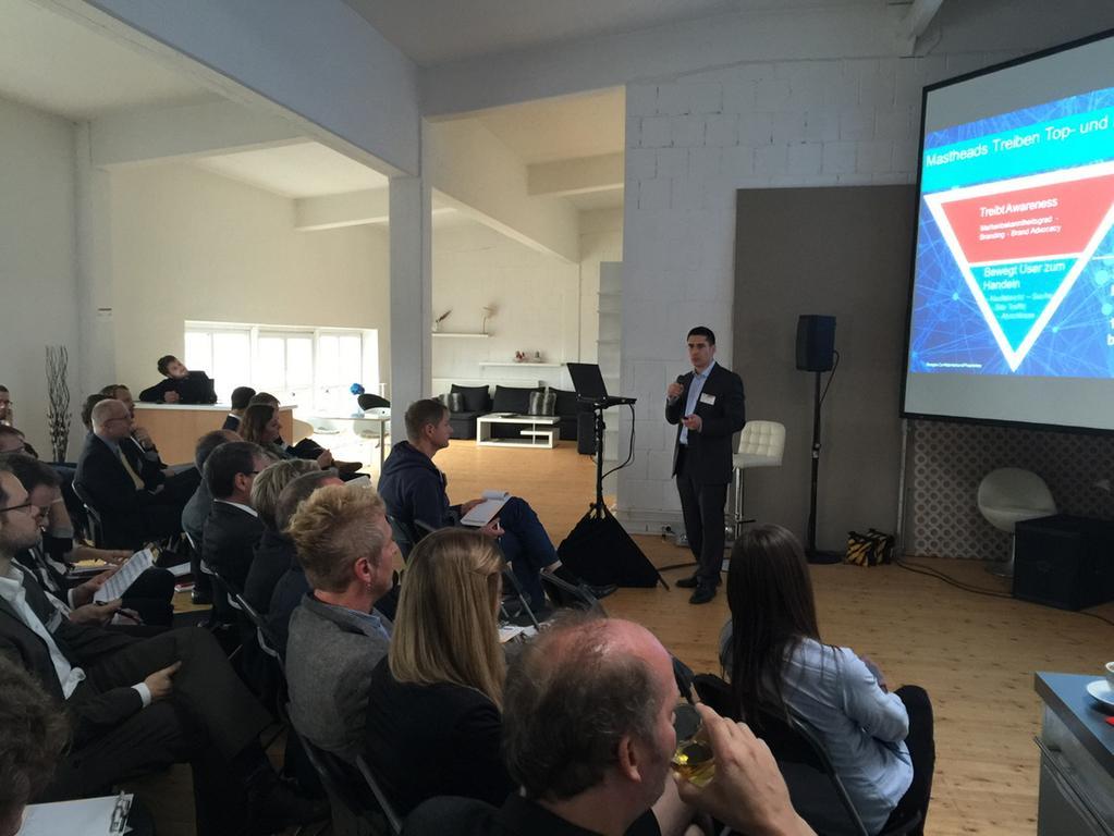 Bewegtbild und Finanzbranche – CTVA in Düsseldorf