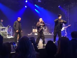 Die Fantastischen Vier rocken die Sky Party in München