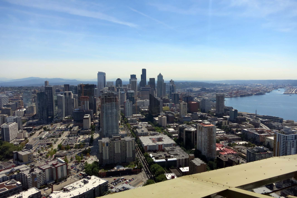 Seattle: coffee, software and more