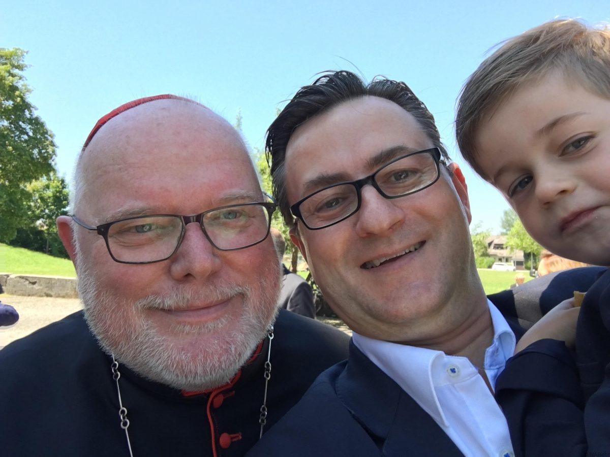 Kirche 3.0 – Reinhard Kardinal Marx, ein Erzbischof zum Anfassen
