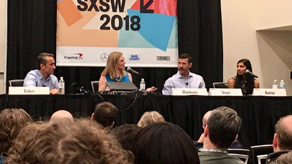 SXSW: How We All Can Be Happier